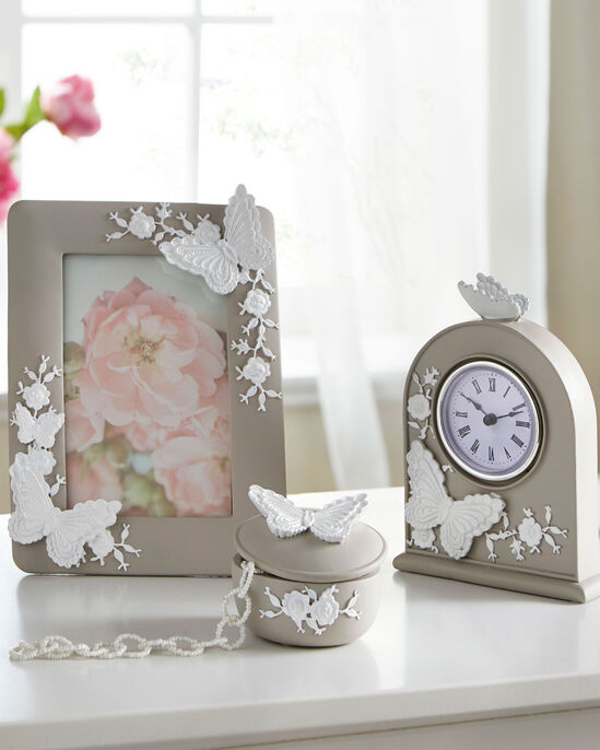 Small Vintage Mantle Clock