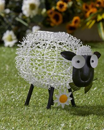 Solar Dolly Sheep Ornament
