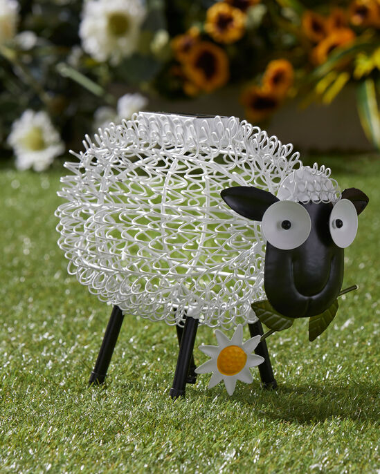 Solar Dolly Sheep Ornament