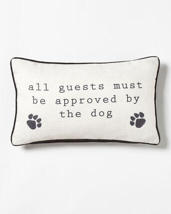 Pet Rules Cushion