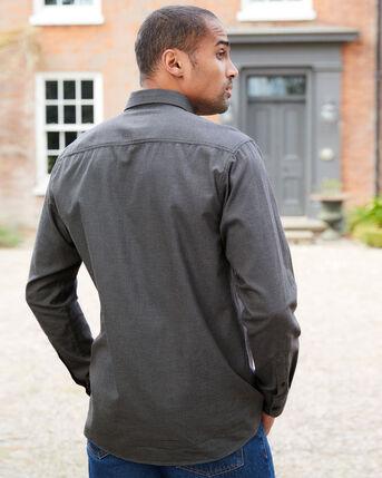 Guinness™ Long Sleeve Dogtooth Shirt
