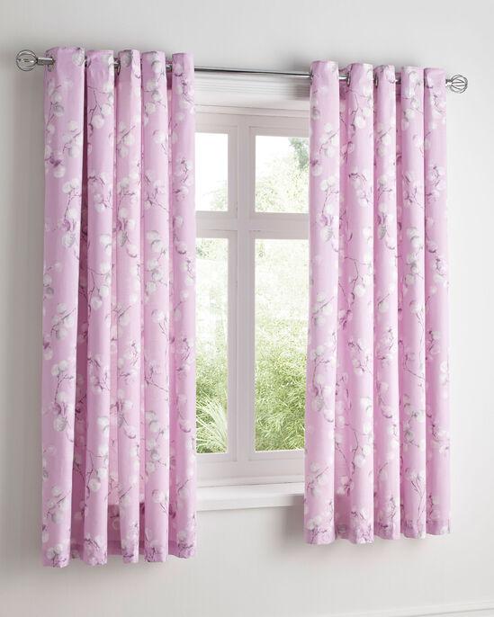 """Hannah Eyelet Curtains 66X72"""""""