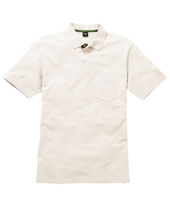 Short Sleeve Pocket Polo Shirt