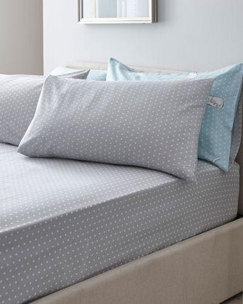 Cat Nap Sheet and Pillowcase Set
