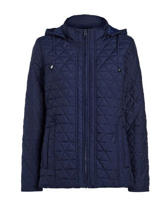 Cooler Days Quilted Jacket