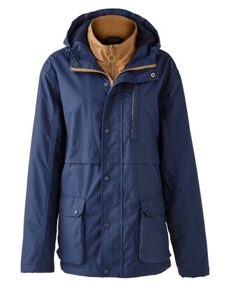 Waterproof Fleece Lined Jacket