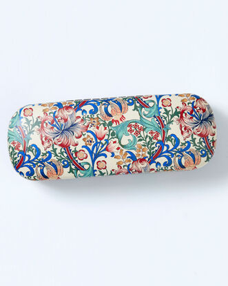 Golden Lily Glasses Case