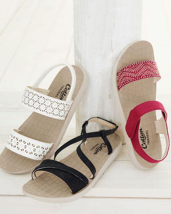 Super Lightweight Two Strap Sandals