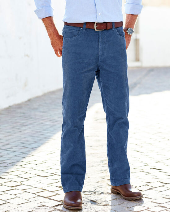 Stretch Cord Jeans