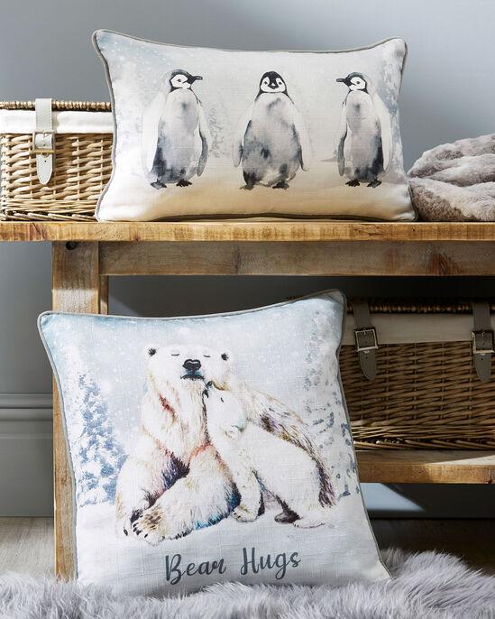 Bear Hugs Cushion