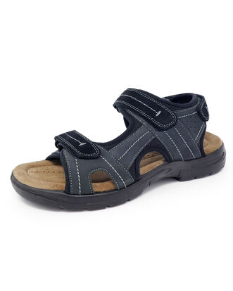 Leather Strider Sandals
