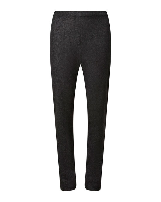 Slim Straight Leg Jeggings