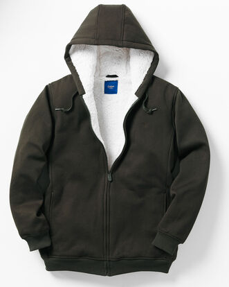 Soft Fleece Lined Jacket
