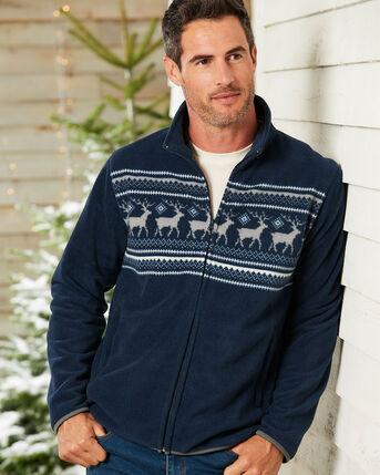 Patterned Fleece