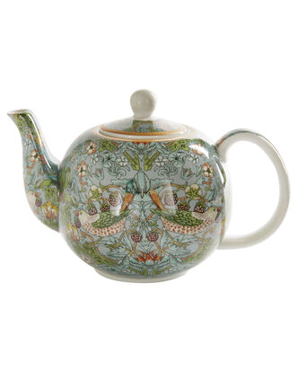 William Morris Strawberry Thief Teapot