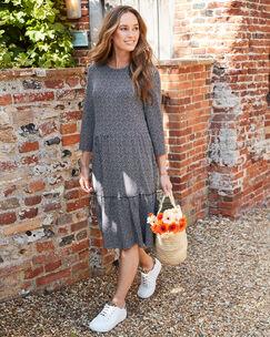 Dream Tiered Midi Dress