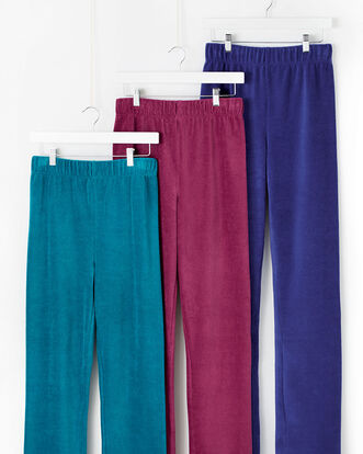 Pull-on Cord Trousers