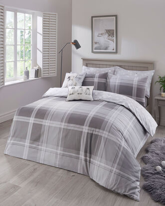 Wonderland Brushed Cotton Duvet Set