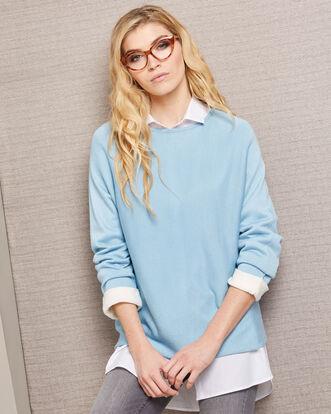 Longline Shirt and Jumper Set