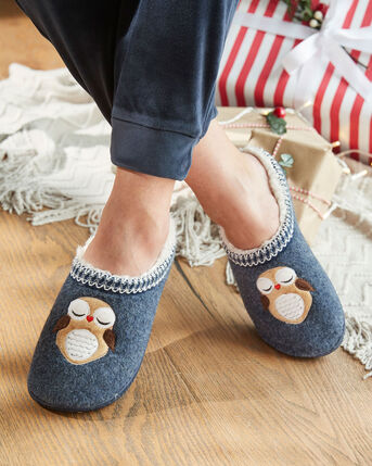 Novelty Mule Slippers