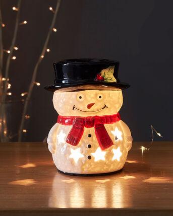 Snowman Aroma Lamp