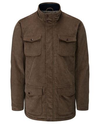 Cord Coat