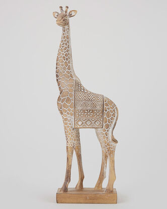 Carved Giraffe