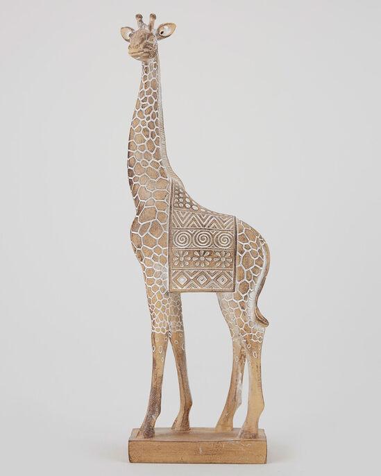 Carved Giraffe