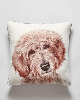 Waggy Dogz Labradoodle Cushion
