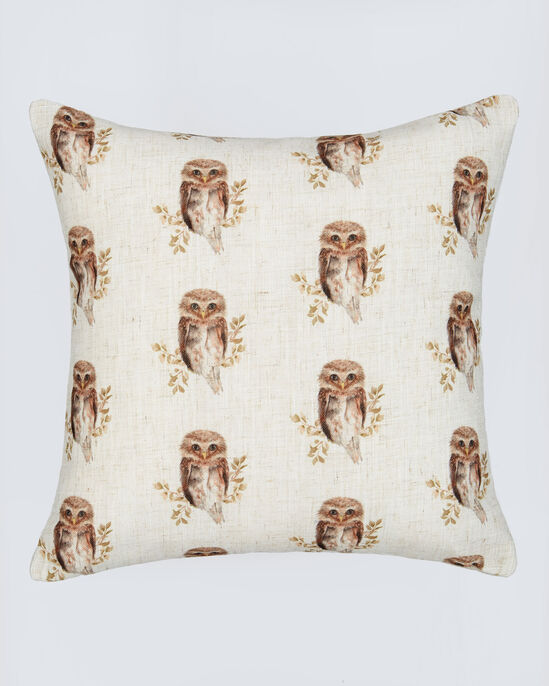 Ditsy Owl Cushion