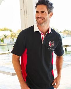 Guinness Short Sleeve England Rugby Shirt