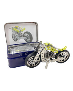Motorbike Model Tin
