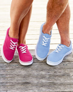 Canvas Lace-up Shoes
