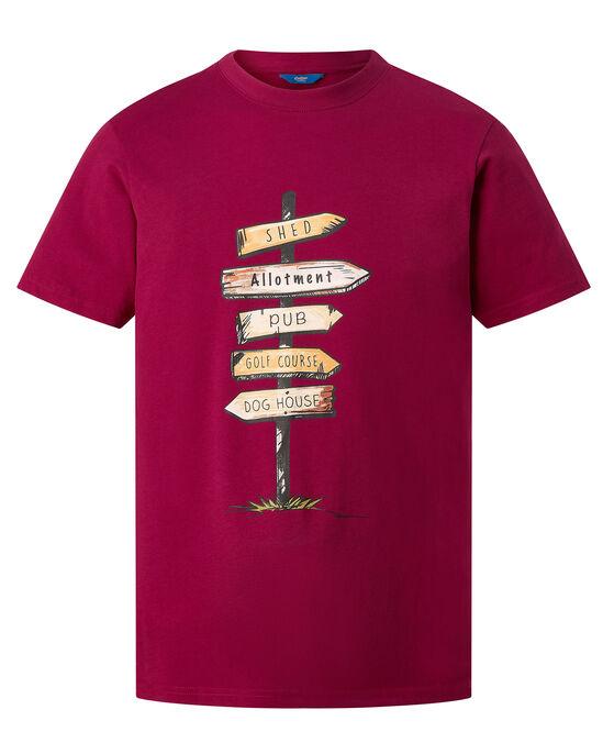 Explorer Printed T-shirt
