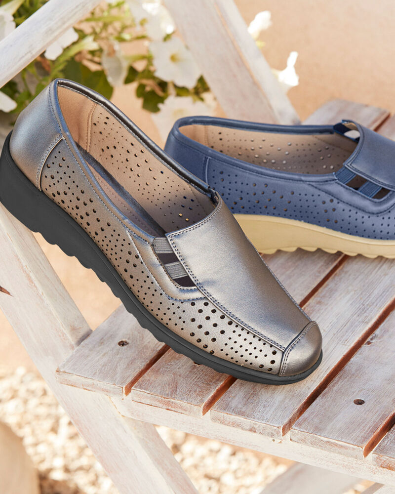 Cotton Traders Slip On Shoes