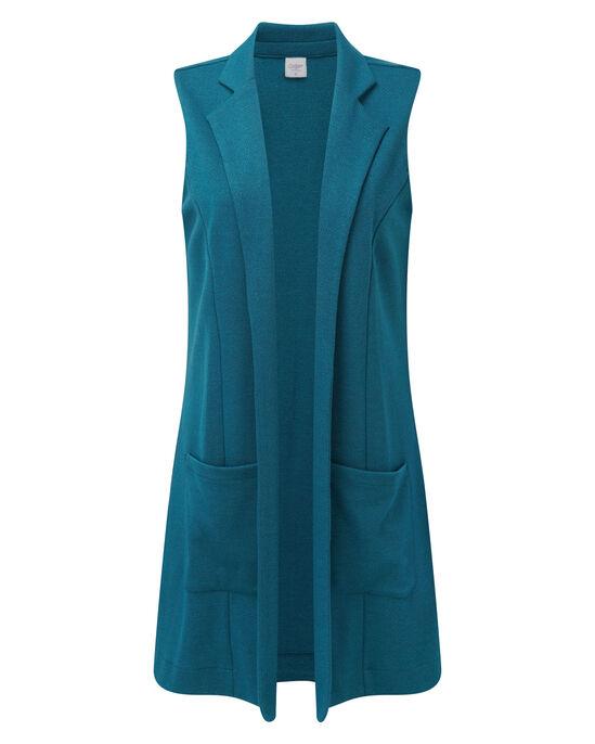 Jersey Tweed Waistcoat