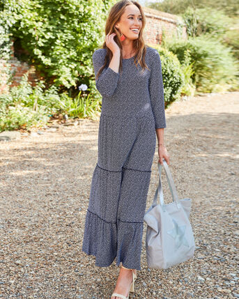 Dream Tiered Maxi Dress