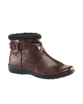 Sherpa Trim Flexisole Boots