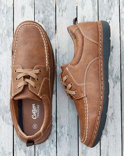 Dual Fit Lace-up Shoes