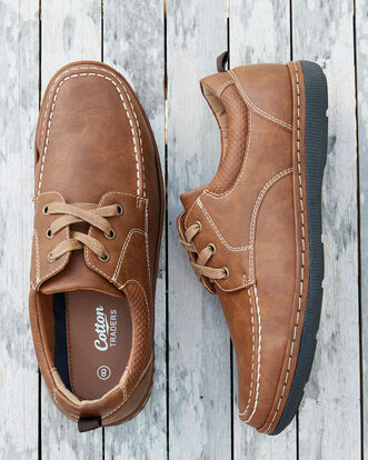 Dual Fit Lace-up Shoes