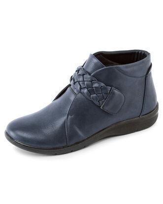 Flexisole Plaited Strap Boots