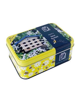Build a Bee Hotel Tin