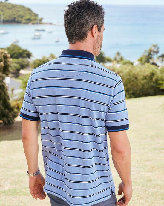 Guinness® Multi Stripe Polo Shirt