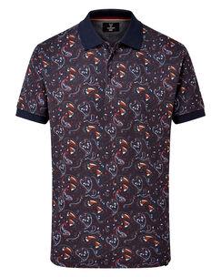 Guinness Short Sleeve Toucan Polo Shirt