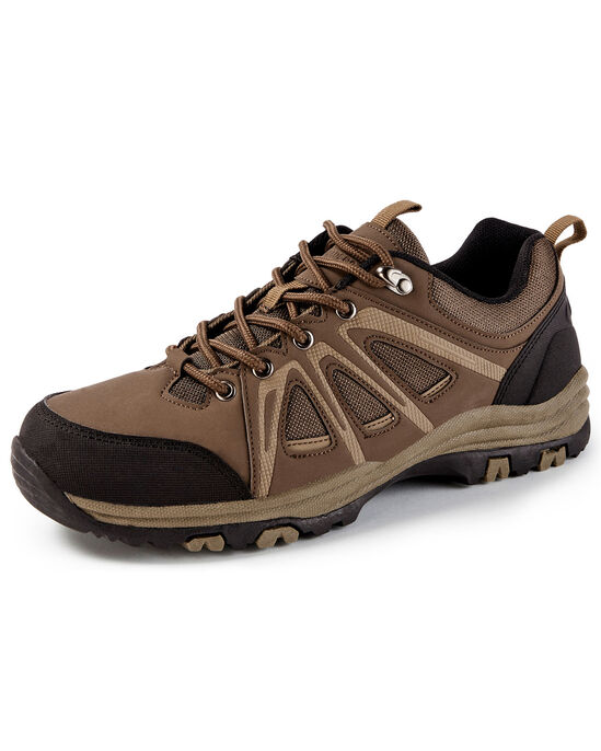 Lightweight Lace-Up Walking Shoes