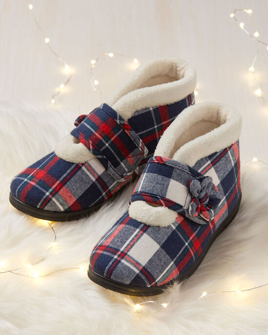 Adjustable Low Slipper Boots