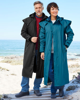 "Windermere Waterproof 50"" Coat"