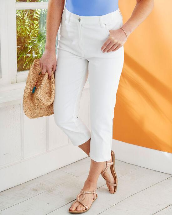 Magic Comfort Crop Jeans