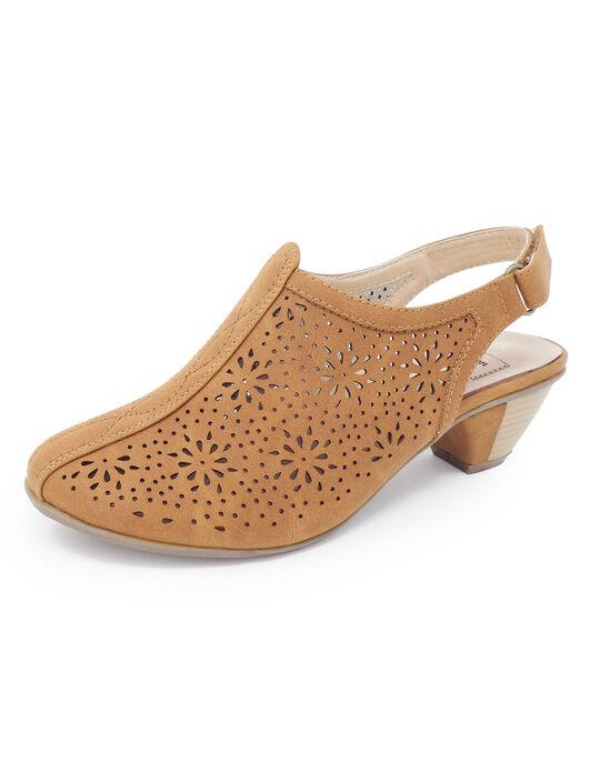 Heeled Slingback Shoes