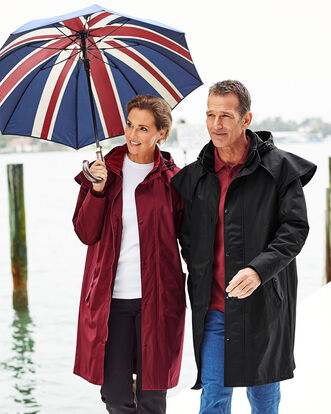 "Windermere Waterproof 40"" Coat"